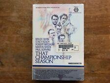 That Championship Season Betamax (Rare)