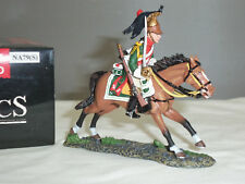 KING AND COUNTRY NA79(S) FRENCH 4TH DRAGOON CHARGING MOUNTED WITH SWORD