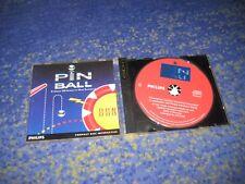 Pinball para Philips pin pelota Flipper para CDI raras en OVP con librito Top