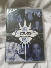 Warner Music DVD Sampler (Clapton/Cher/Metallica/Madonna/Mike Oldfield etc-*RARE