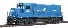 Unbranded HO Scale Model Train