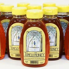Tupelo Honey 16oz. Bottle - Case of 12 - 2016 Lab Certified Tupelo Honey