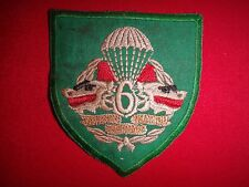 "ARVN 6th PARACHUTE Battalion ""TIEU DOAN 6 NHAY DU"" Vietnam War Patch"