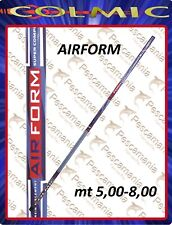 Fishing Rod Colmic Airform Fixed M 5,00 -6, 00-7, 00-8, 00 Telescopic