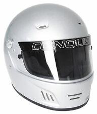 Conquiste Snell SA2015 Full Face Auto Racing casco homologado