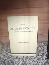 AB Urbe Condita, selection from the 1. Decade