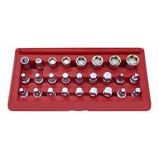 Endeavour Tools ET1240A 26Pc Oil Drain Plug Set  - NEW
