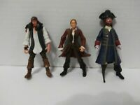 Pirates of the caribbean  figures 3.75 Lot # 3