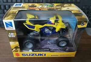 New-Ray Suzuki LTR 450 ATV Toy 1:12 Scale 43393
