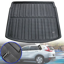 For For Honda CRV CR-V 2017-2019 Boot Liner Cargo Tray Mat Trunk Floor Carpet