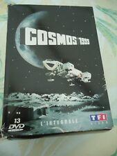 Coffret COSMOS 1999 L'intégrale 13 DVD visionné 1 seule fois