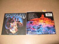 Grateful Dead Built to last cd 1989 cd is Ex+/Inlays are Ex