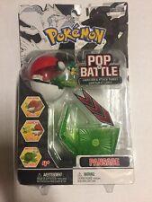 Pokemon Pop 'N Battle Pansage Launcher And Target Set