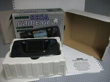 Original boxed Sega Game Gear Handheld Konsole PAL arbeiten Sound kein Bild