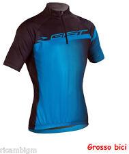 Abbigliamento bici GIST Maglia Flow Giallo Flu misura XL
