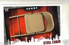 Slam Attax Evolution - Steel chair