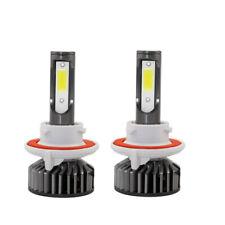 2x H13 LED Scheinwerfer Birnen Headlight Leuchte Lampen 6500k Weiß Für Hummer H2
