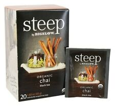 Steep by Bigelow Organic Chai Black Tea