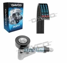DAYCO DRIVE BELT & TENSIONER KIT for NISSAN GU PATROL 3.0L Y61 ZD30DDTI 4/00-06