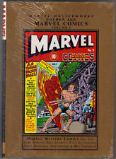 Marvel Masterworks Golden Age Marvel Comics Vol 3 FS HC Human Torch Sub-Mariner