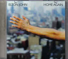 Elton John-Home Again Promo cd single