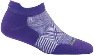 Darn Tough Womens 248613 Coolmax Vertex No Show Tab Cushion Socks Size L