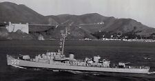 "Giant 1/70 Scale Butler Class Destroyer Escort Model Ship Plans & Templates 52"""