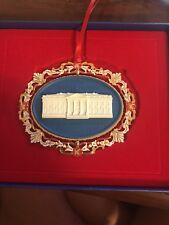 White House Christmas Ornament, 2000, 200th Anniversary Ornament Historical BOX