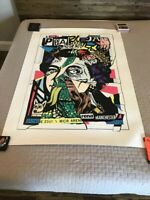 Pearl Jam 2012 Manchester Ames Bros 2XL Home Show Edition Poster XX/100