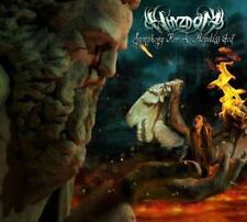 WHYZDOM - SYMPHONY FOR A HOPELESS GOD [DIGIPAK] USED - VERY GOOD CD