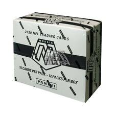 2020 Panini Mosaic Football Cello 12 Pack Box