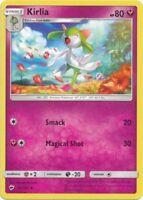 4x Kirlia - 92/147 - Uncommon Burning Shadows Pokemon Near Mint