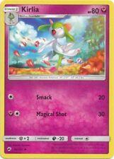 Carte Pokemon KIRLIA 92//147 REVERSE Soleil et Lune 3 SL3 Française NEUF