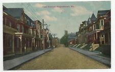 EARLY 1910 East Avenue Hagerstown Maryland MD Posted