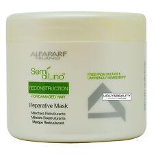 Alfaparf Semi Di Lino Reconstruction Reparative Mask 500 ml / 17.2 Oz.