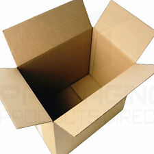 "100 Royal Mail Postage Boxes 9x6x6"" NEW"