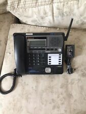Panasonic KX-TG4500B 5.8 GHz 4 Line Corded Phone System Base for Kx-tga450b