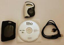 Rio 600 Mp3 Digital Audio Media Player Vtg Battery Operated Portable Music