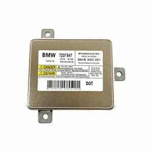 New 11-13 BMW 5 Series 528i 535i 550i Xenon Ballast Module Control Unit 7318327