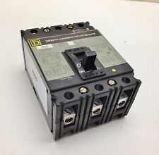 Square D Thermal Magnetic Circuit Breaker 50A Fal36050 #6265