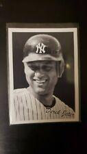 2008 upper deck baseball goudey derek jeter #258 sp yankees black and white