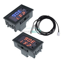 W1209WK Red Blue LED thermostat Temperature Control Smart Sensor NTC 10K Probe