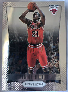 Jimmy Butler Rookie Prizm Card RC Chicago Bulls  2012-13 #205 🔥📈   CLEAN !
