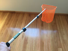KINSON 剑神 Telescopic Table Tennis Ping Pong Ball Catcher Retriever Pickup Net