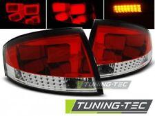 Faro Fanale Tuning AUDI TT 8N 99-06 Rosso/Bianco LED