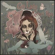 GIN LADY - MOTHER'S RUIN * NEW RARE SWEDEN CD