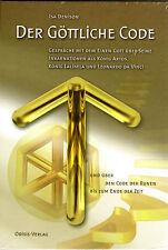 DER GÖTTLICHE CODE 3 - Runen, Odin , Templer , Avalon ,Arthus - Isa Denison BUCH