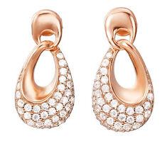 Esprit Collection Damen Ohrstecker ES-Medea Rosé ELER92598B000 925 Silber