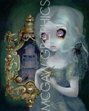 FANTASY ART PRINT Miss Havisham Jasmine Becket-Griffith