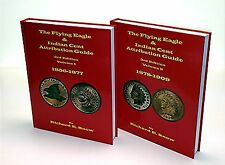 The Flying Eagle and Indian Cent Attribution Guide 3rd. Edition By Rick Snow